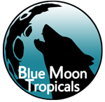 Blue Moon Tropicals Logo
